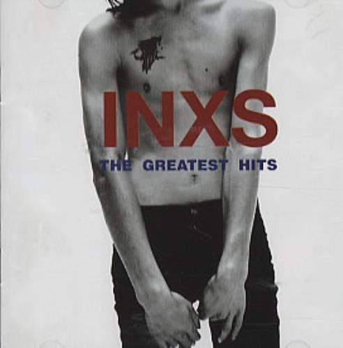 Inxs The Greatest Hits Colombian Cd Album Cdlp 265973