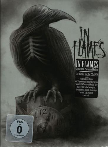 In Flames Sounds Of A Playground Fading - Sealed Box Set CD Album Box Set German FN5DXSO572105