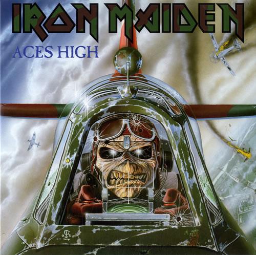 Iron maiden vinyl singles 2014