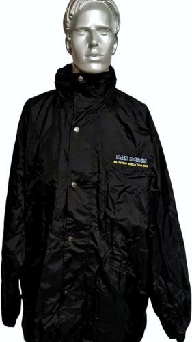 Iron Maiden Brave New World Tour 2000 jacket UK IROJABR728872