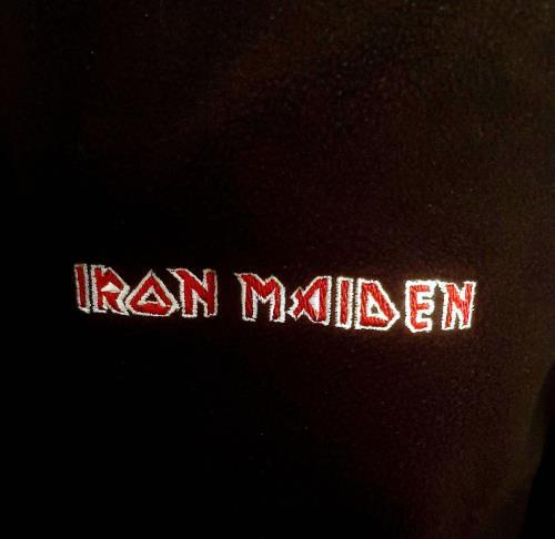 Iron Maiden Crew Fleece Top - XXL clothing UK IROMCCR738589