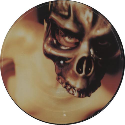 Iron Maiden Dance Of Death picture disc LP (vinyl picture disc album) UK IROPDDA255640