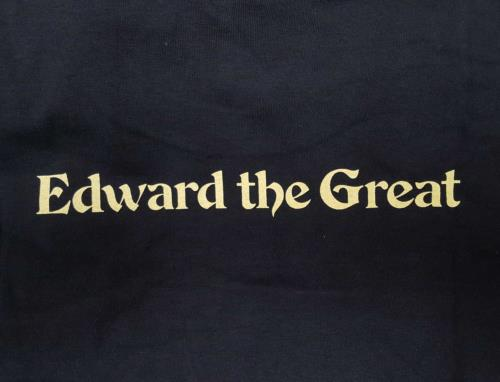 Iron Maiden Edward The Great - Text t-shirt UK IROTSED700228