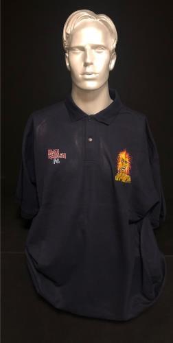 Iron Maiden FC - Polo Shirt t-shirt UK IROTSFC718109