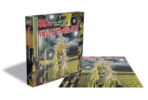 Iron Maiden Iron Maiden - Rock Saws 500 Jigsaw Toy UK IROTYIR746276