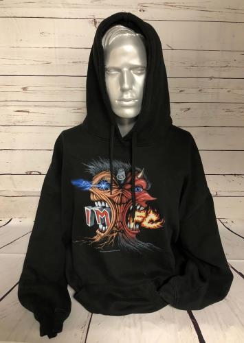 Iron Maiden Iron Maiden Fan Club Hoodie - XXXL t-shirt UK IROTSIR733630