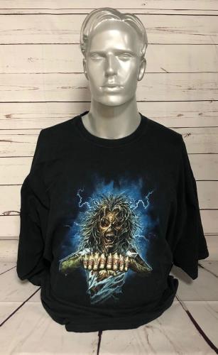 Iron Maiden Iron Maiden Fan Club T-Shirt - XXXL t-shirt UK IROTSIR733784