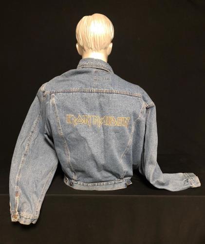 Iron Maiden Iron Maiden jacket US IROJAIR711022
