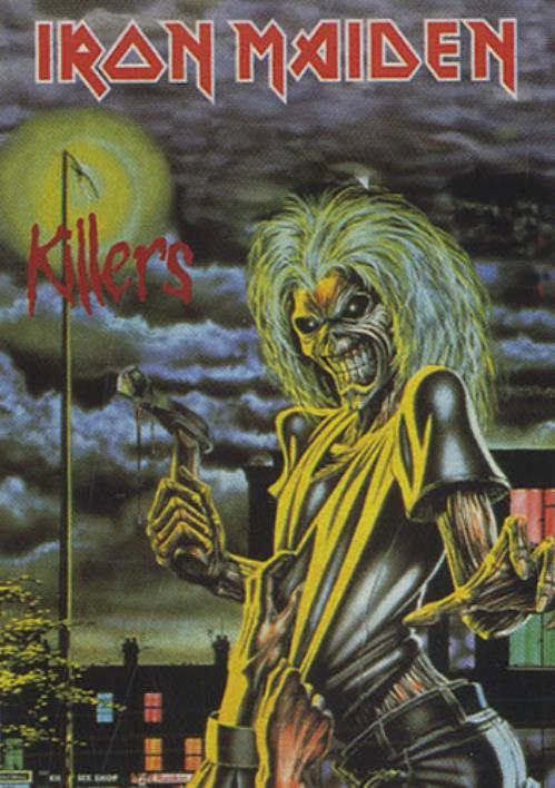 Killers Textil Poster