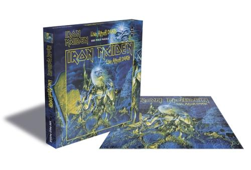 Iron Maiden Live After Death - Rock Saws 500 Jigsaw Toy UK IROTYLI746290