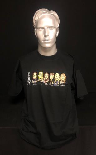 Iron Maiden Metal-Is - XL t-shirt UK IROTSME721550