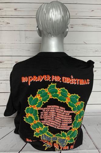 Iron Maiden No Prayer for Christmas - XL t-shirt UK IROTSNO742542