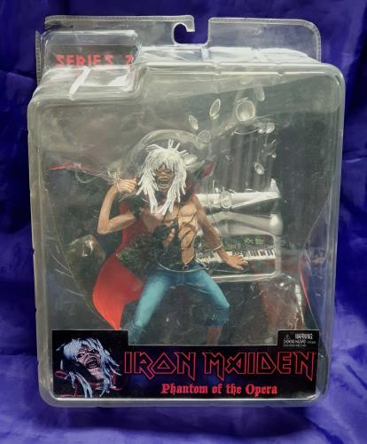 Iron Maiden Phantom Of The Opera - Series 2 Toy UK IROTYPH362024
