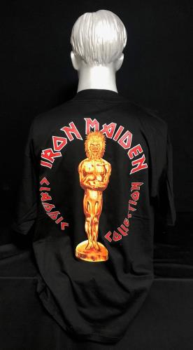 Iron Maiden Piece Of Mind - Classic Collection t-shirt UK IROTSPI720491