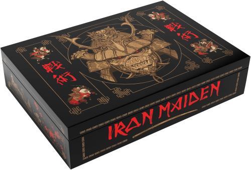 Iron Maiden Senjutsu - Super Deluxe Box Set - Sealed CD Album Box Set UK IRODXSE774775