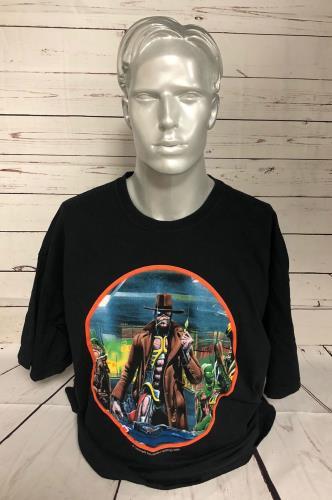 Iron Maiden Stranger In A Strange Land - FC T-Shirt - XXXL t-shirt UK IROTSST733625