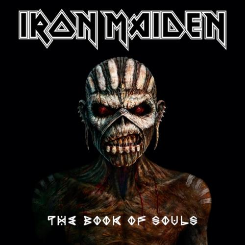 Iron Maiden The Book Of Souls - Sealed 3-LP vinyl record set (Triple Album) UK IRO3LTH638702