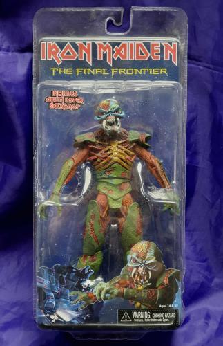Iron Maiden The Final Frontier - Neca Toy US IROTYTH737927