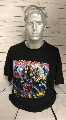 Iron Maiden The Number Of The Beast - T-Shirt - XXL t-shirt UK IROTSTH733647