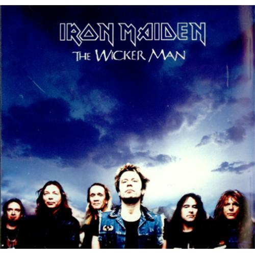 iron maiden the wicker man single hook up letra