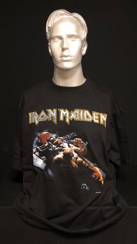 Iron Maiden The X Factour - XL t-shirt UK IROTSTH720482