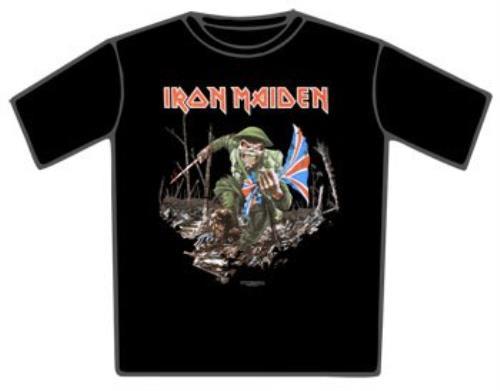 Iron Maiden These Colours Don't Run T-Shirt - Small t-shirt UK IROTSTH393295