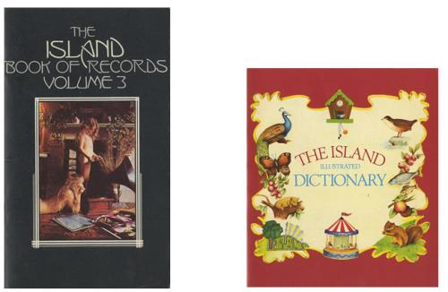 Island Records The Island Book Of Records book UK ISDBKTH476026