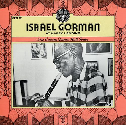 Israel Gorman At Happy Landing vinyl LP album (LP record) US IGMLPAT461843
