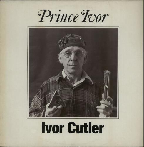 Ivor Cutler Prince Ivor + Insert 2-LP vinyl record set (Double Album) UK IVC2LPR300442
