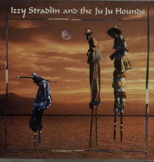 Izzy Stradlin Izzy Stradlin And The Ju Ju Hounds CD album (CDLP) German IZZCDIZ635793