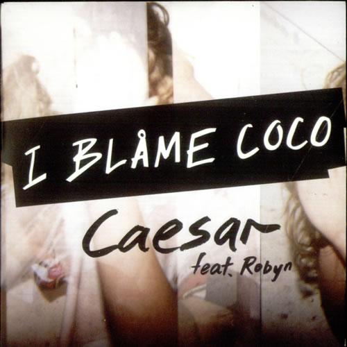 "I Blame Coco Caesar CD single (CD5 / 5"") UK ID7C5CA523939"