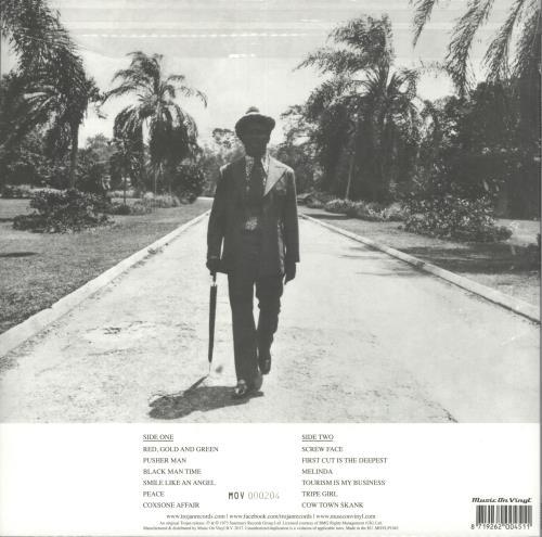I Roy Presenting I. Roy vinyl LP album (LP record) Dutch I.RLPPR715538