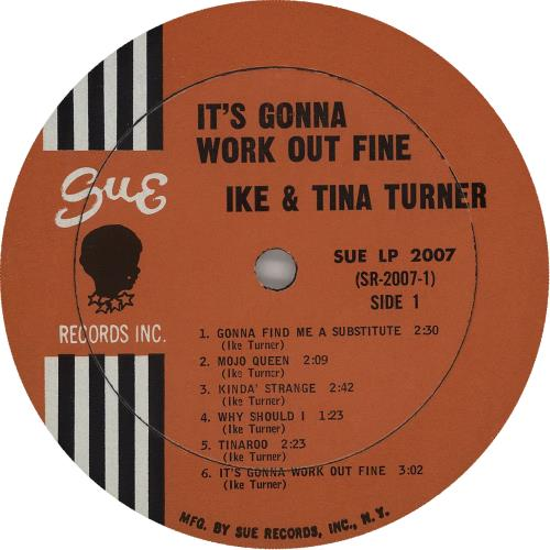 Ike & Tina Turner - Poor Fool