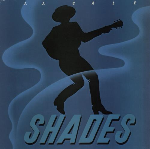 J.J. Cale Shades vinyl LP album (LP record) UK JJCLPSH230224