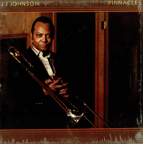 J.J. Johnson Pinnacles vinyl LP album (LP record) US JD5LPPI495950
