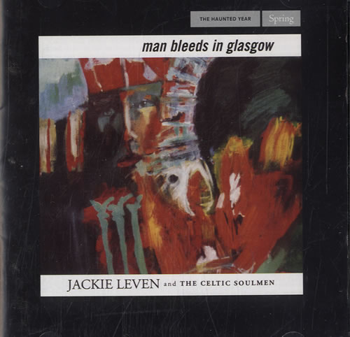 Jackie Leven The Haunted Year - Spring 2 CD album set (Double CD) UK JKL2CTH579909