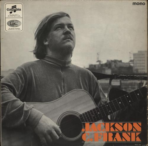 Jackson C. Frank Jackson C. Frank vinyl LP album (LP record) UK 13CLPJA766641