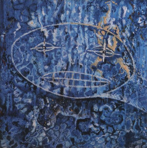 Jack Hues Primitif - Autographed 2-LP vinyl record set (Double Album) UK 0742LPR741891