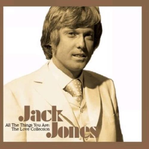 Jack Jones All The Things You Are - The Love Collection 2 CD album set (Double CD) UK JJE2CAL352414