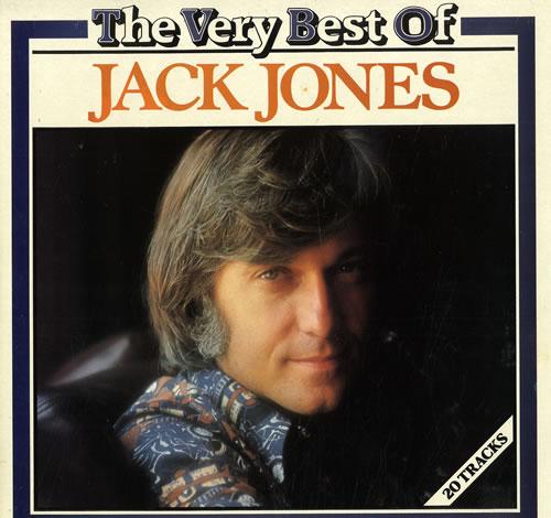 Jack Jones The Very Best Of Uk Vinyl Lp Album Lp Record