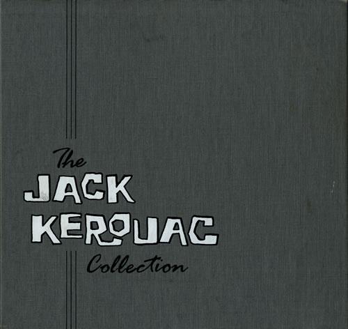 Jack Kerouac The Collection box set US KRCBXTH40998