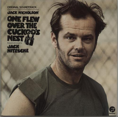 Jack Nitzsche One Flew Over The Cuckoo's Nest vinyl LP album (LP record) UK KQCLPON665819