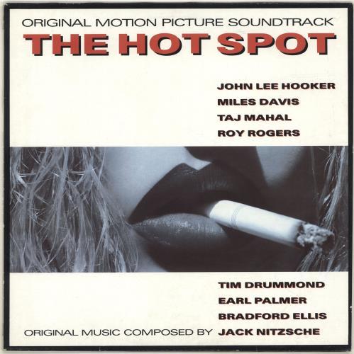Jack Nitzsche The Hot Spot vinyl LP album (LP record) UK KQCLPTH692416