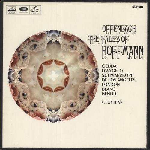 Jacques Offenbach The Tales Of Hoffmann Vinyl Box Set UK J4GVXTH745849