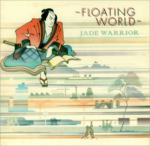 Jade Warrior Floating World vinyl LP album (LP record) UK JADLPFL216858