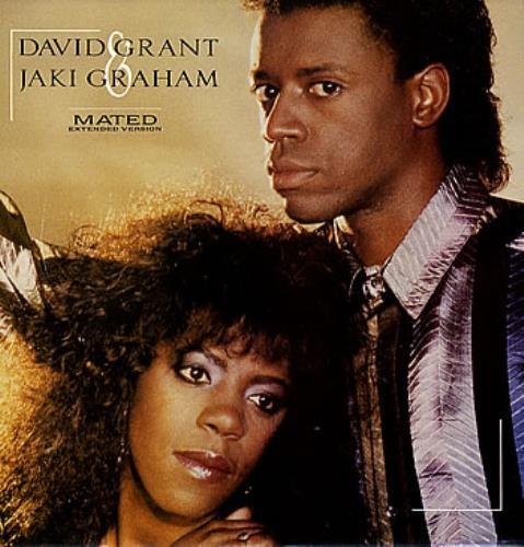 "Jaki Graham Mated 12"" vinyl single (12 inch record / Maxi-single) UK JAK12MA239497"