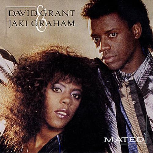 "Jaki Graham Mated 7"" vinyl single (7 inch record) UK JAK07MA248093"