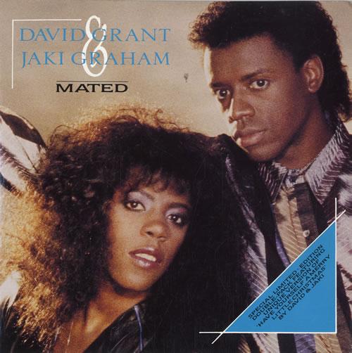 "Jaki Graham Mated 7"" vinyl single (7 inch record) UK JAK07MA578525"