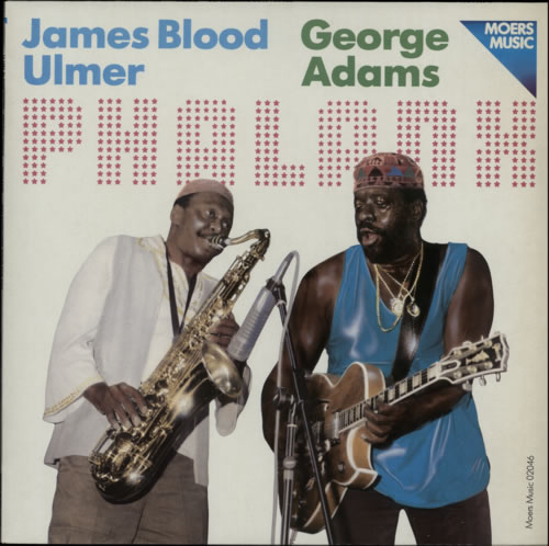James Blood Ulmer Got Something Good For You vinyl LP album (LP record) German JB5LPGO589528