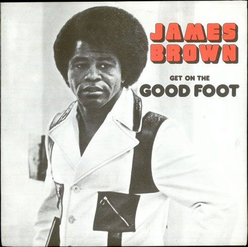 James Brown Get On The Good Foot 2-LP vinyl record set (Double Album) UK JMB2LGE510087